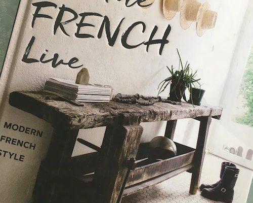 Miten ranskalaiset asuvat -kirjassa tutustutaan ranskalaisiin koteihin ja sisustuksiin