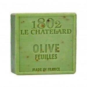 Saippuat ja laventelit - Le Chatelard 1802
