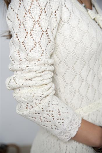 jdl valkoinen neulemekko 4