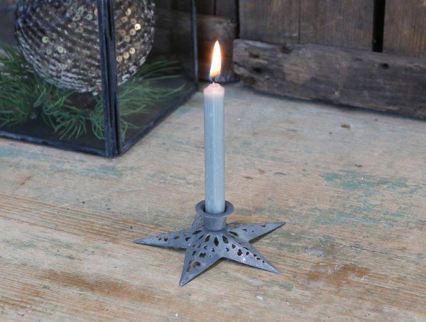 kynttilänjalka tähti