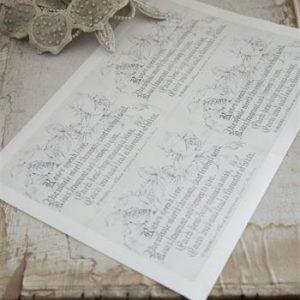 jdl koristepaperi runolla