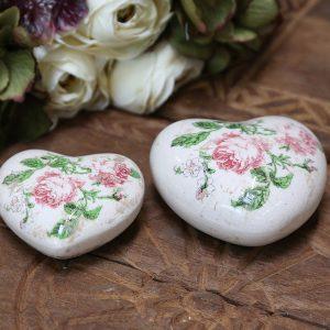 ruusuinen sydän